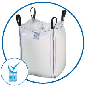 Food and Pharmaceutical Grade Bulk Bags